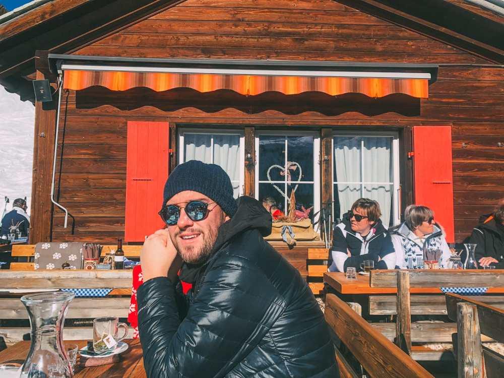 Skiing In Zermatt, Switzerland... (18)