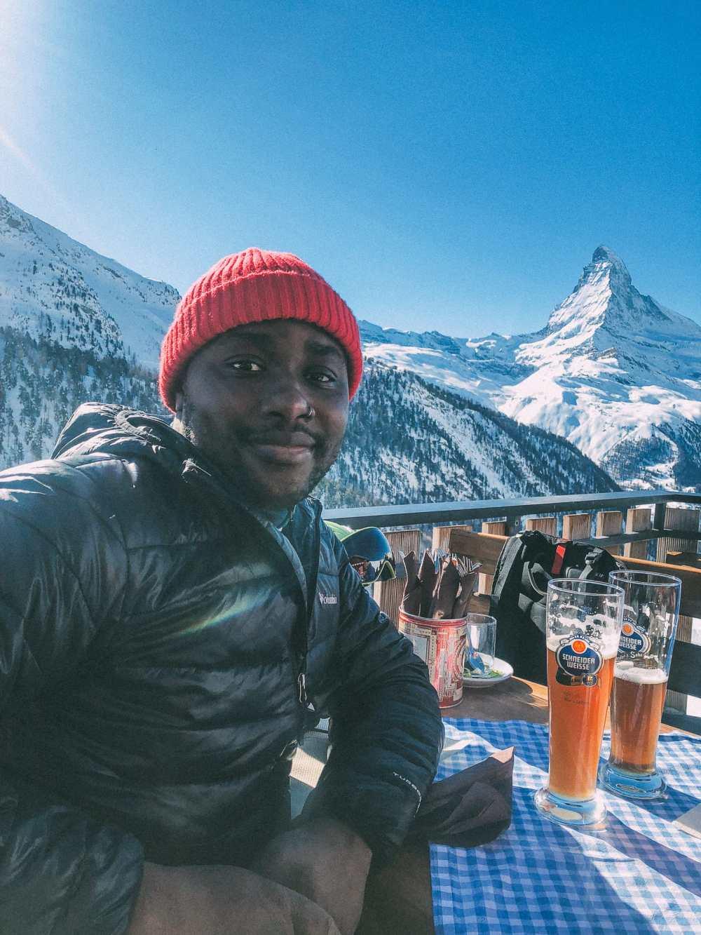 Skiing In Zermatt, Switzerland... (19)