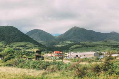 Rugged Coastlines, Old Forts And Lobster Dinners... On The Caribbean Island Of St Kitts (9)