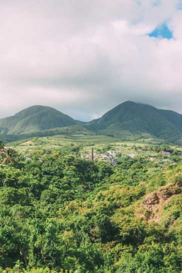Rugged Coastlines, Old Forts And Lobster Dinners... On The Caribbean Island Of St Kitts (10)