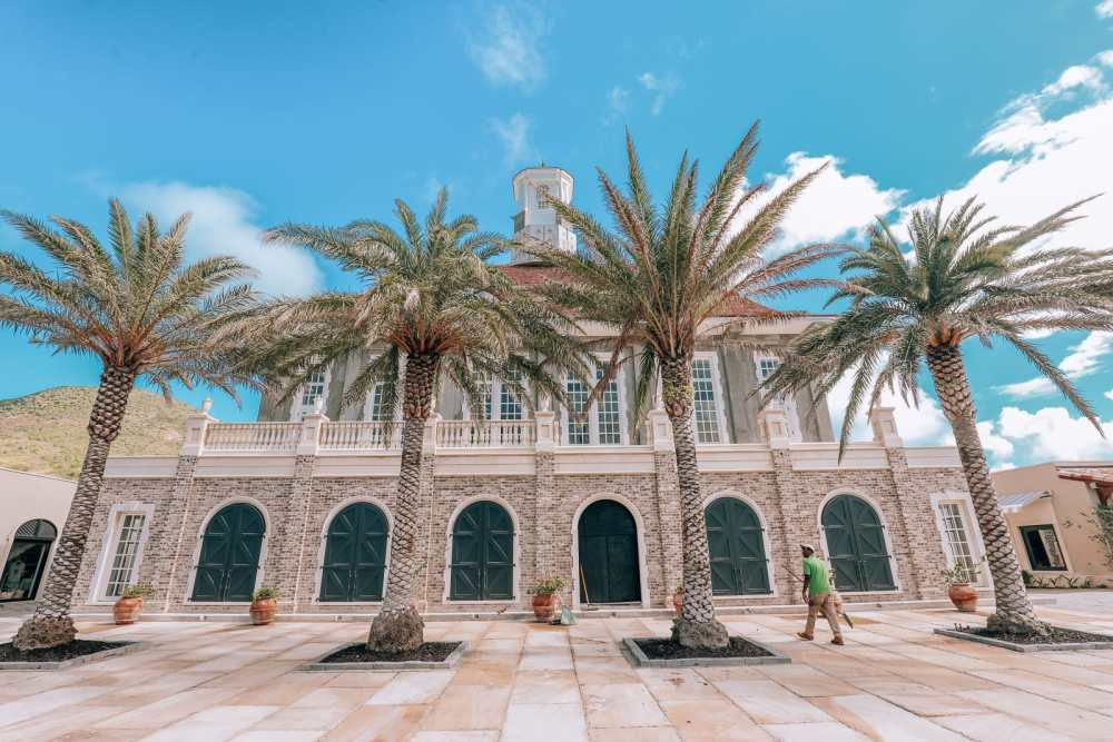 Down At The Beach House... In St Kitts, The Caribbean (1)