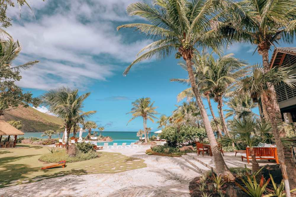 Down At The Beach House... In St Kitts, The Caribbean (8)