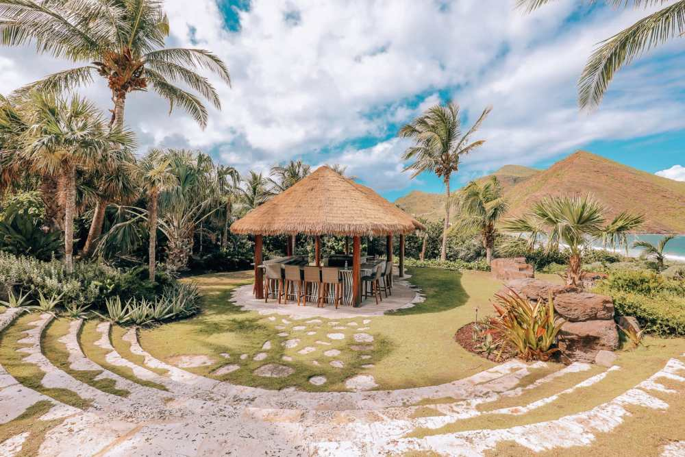 Down At The Beach House... In St Kitts, The Caribbean (11)