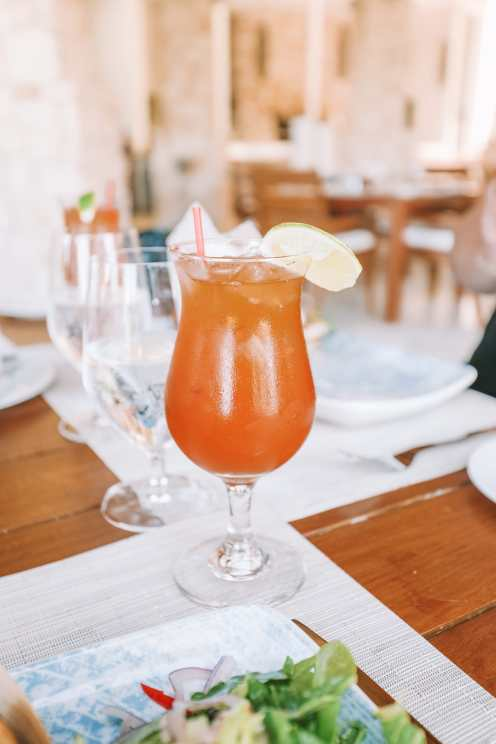 Down At The Beach House... In St Kitts, The Caribbean (20)