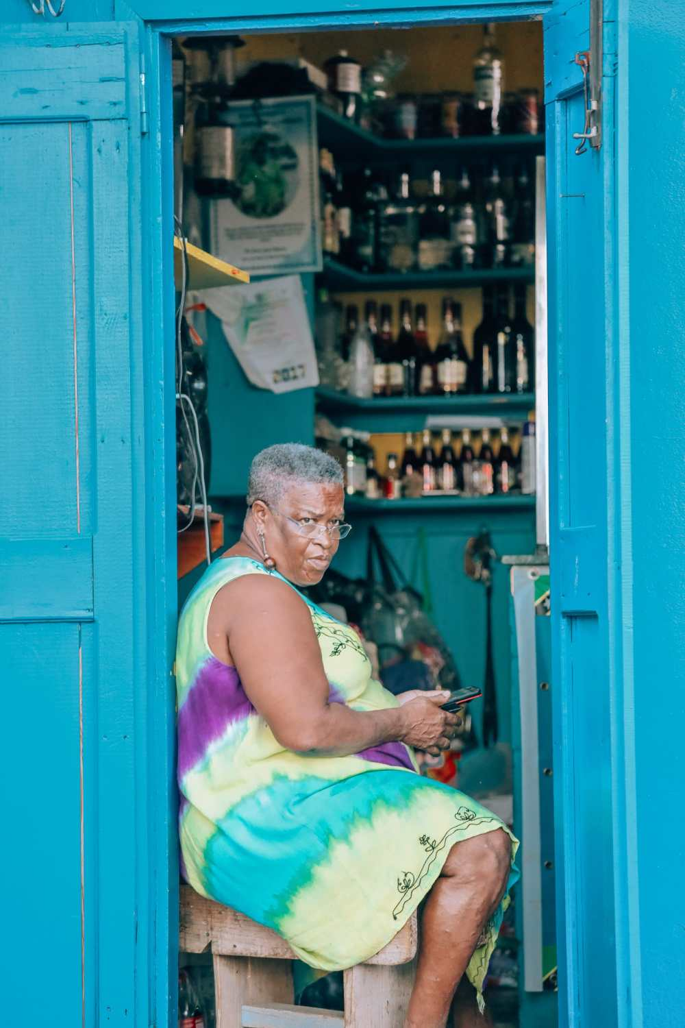Down At The Beach House... In St Kitts, The Caribbean (40)