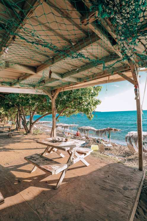 Down At The Beach House... In St Kitts, The Caribbean (42)