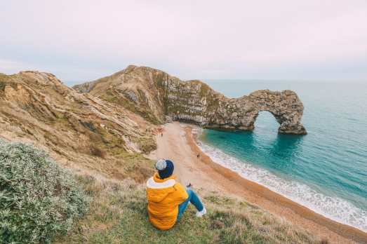 The Amazing 8,000 Year Old English Village And Durdle Door In The Jurassic Coast Of England (31)