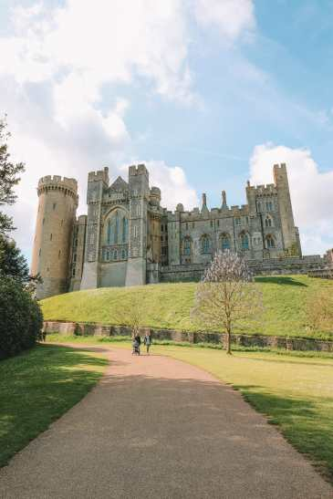The Magnificent Arundel Castle... In West Sussex, England (17)
