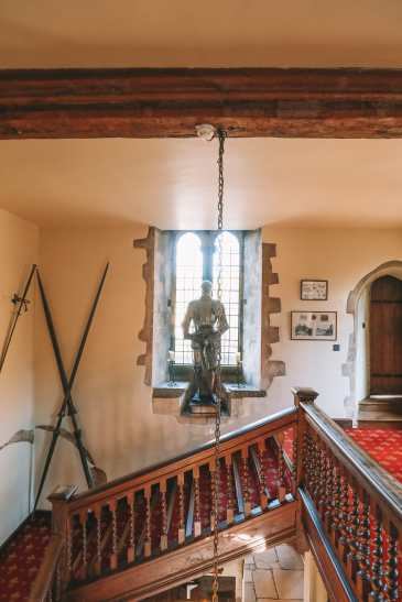Here's How To Stay In A 1,000 Year Old Castle In England (21)