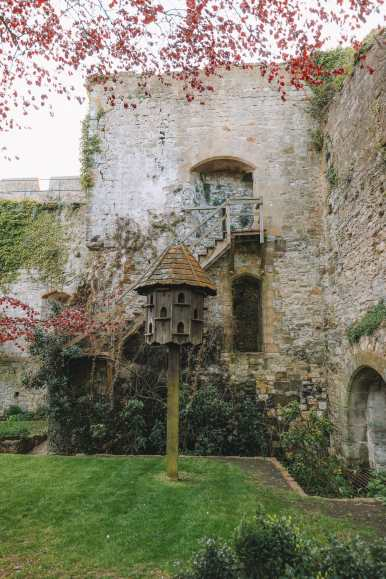 Here's How To Stay In A 1,000 Year Old Castle In England (39)