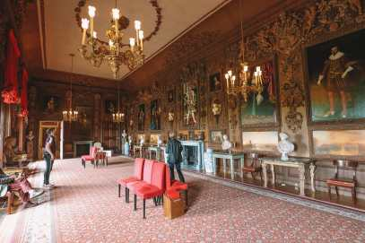 The Rather Amazing Petworth House... In West Sussex, England (19)