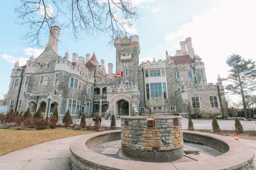 Casa Loma - The Castle In Toronto, Canada You Absolutely Have To Visit! (29)