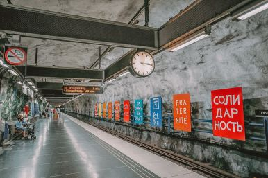 Best Stations Stockholm's Metro Art (12)