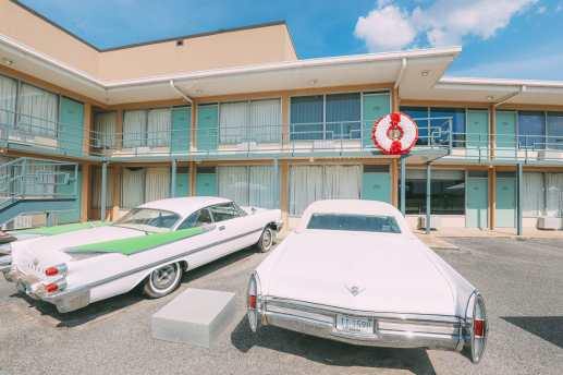 The Assassination Of Martin Luther King And Sun Studio - The Very Spot Elvis Presley Was Discovered (2)