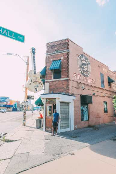 The Assassination Of Martin Luther King And Sun Studio - The Very Spot Elvis Presley Was Discovered (23)