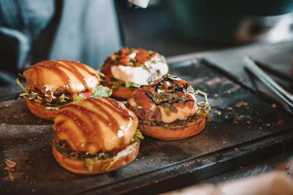 The Best Burgers in London (2)