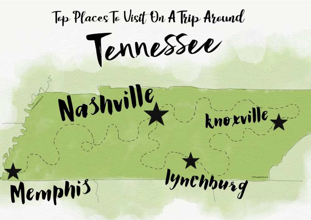 Itinerary post to visit Tennessee (2)
