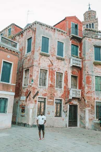 Photos And Postcards From Venice, Italy (12)