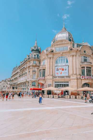 Finding Picasso And Soulages In Montpellier - The South Of France's Pretty City (41)