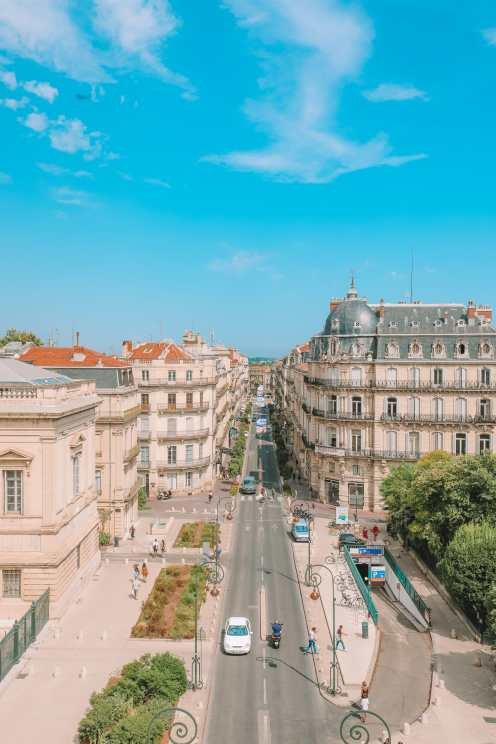 The Absolutely Beautiful City Of Montpellier In The South Of France (11)