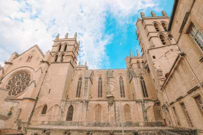 The Absolutely Beautiful City Of Montpellier In The South Of France (31)