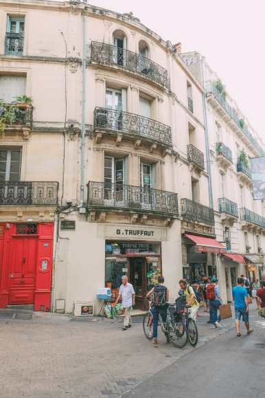 The Absolutely Beautiful City Of Montpellier In The South Of France (39)