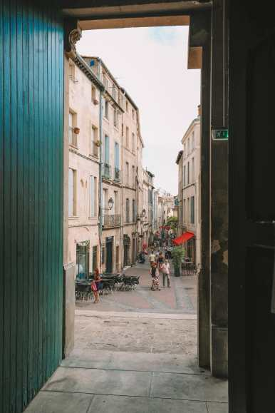 The Absolutely Beautiful City Of Montpellier In The South Of France (42)