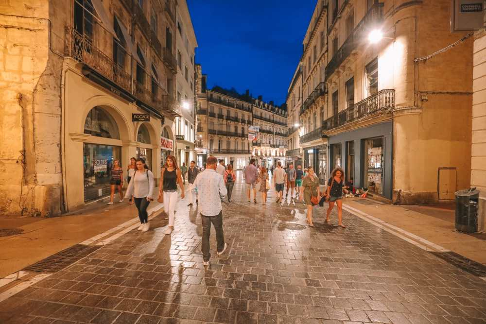 The Absolutely Beautiful City Of Montpellier In The South Of France (55)