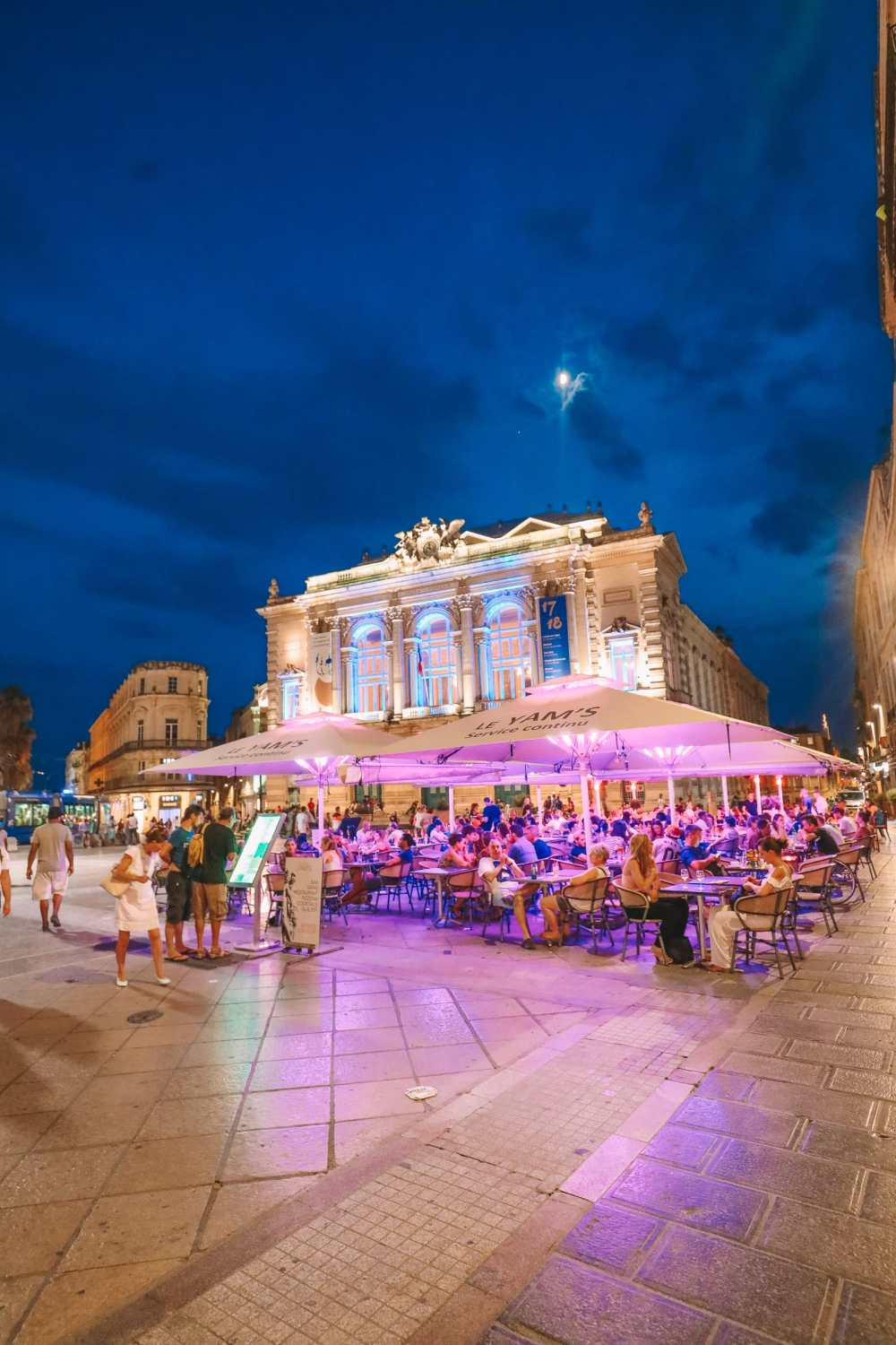 The Absolutely Beautiful City Of Montpellier In The South Of France (56)