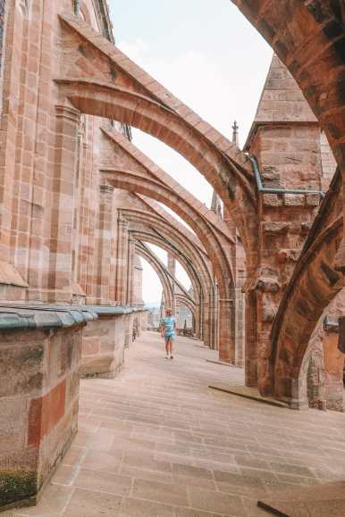 The Pretty Little City Of Rodez In The South Of France (30)