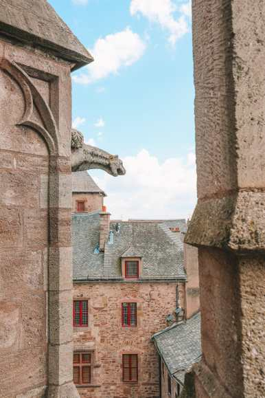 The Pretty Little City Of Rodez In The South Of France (32)