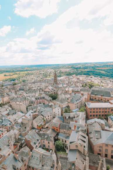 The Pretty Little City Of Rodez In The South Of France (45)