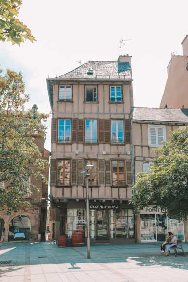 The Pretty Little City Of Rodez In The South Of France (48)
