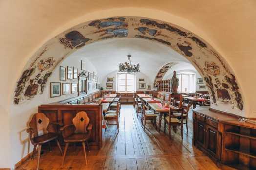 Burghausen Castle - The Longest Castle In The Entire World! (5)