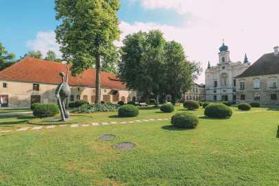 Burghausen Castle - The Longest Castle In The Entire World! (7)