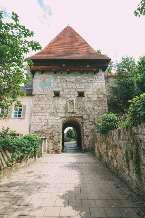 Burghausen Castle - The Longest Castle In The Entire World! (16)