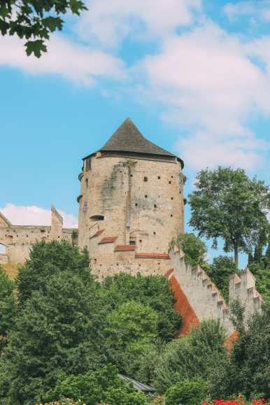 Burghausen Castle - The Longest Castle In The Entire World! (17)