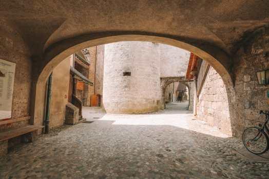 Burghausen Castle - The Longest Castle In The Entire World! (32)