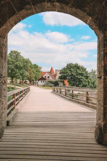 Burghausen Castle - The Longest Castle In The Entire World! (33)
