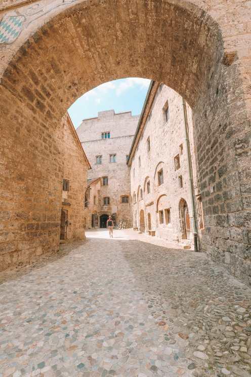 Burghausen Castle - The Longest Castle In The Entire World! (39)