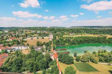 Burghausen Castle - The Longest Castle In The Entire World! (52)