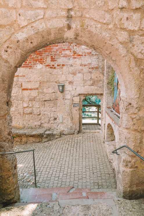 Burghausen Castle - The Longest Castle In The Entire World! (71)