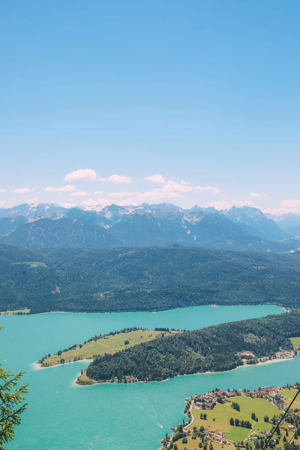 Walchensee - One Of The Most Beautiful Views In The Alps Of Germany (...And It's Got A Beach Too!) (2)