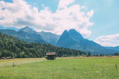 Zugspitze And Eibsee - The Tallest Mountain And One Of The Most Beautiful Lakes In Germany! (3)