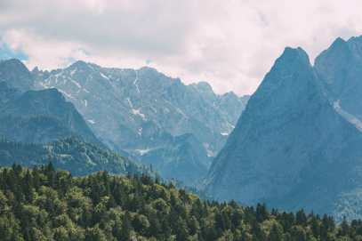 Zugspitze And Eibsee - The Tallest Mountain And One Of The Most Beautiful Lakes In Germany! (4)