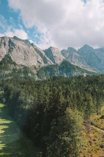 Zugspitze And Eibsee - The Tallest Mountain And One Of The Most Beautiful Lakes In Germany! (8)