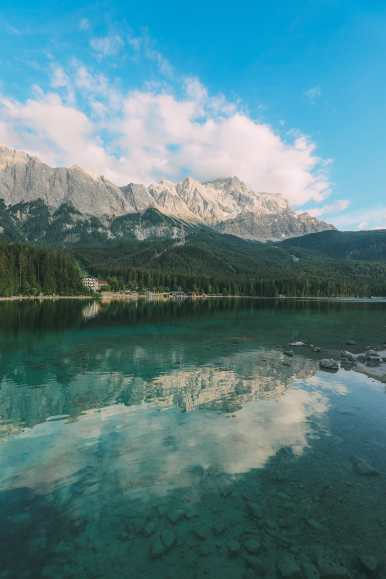 Zugspitze And Eibsee - The Tallest Mountain And One Of The Most Beautiful Lakes In Germany! (37)
