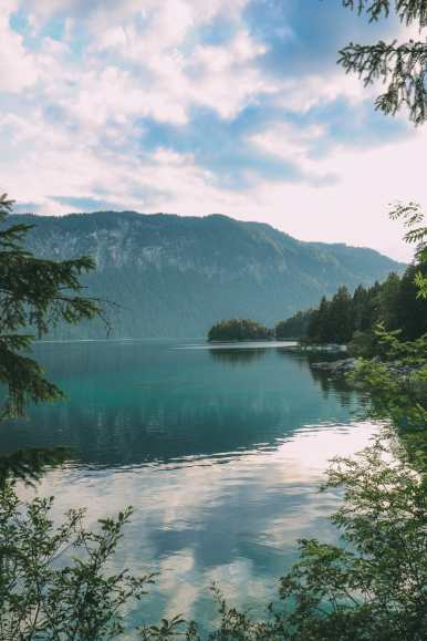 Zugspitze And Eibsee - The Tallest Mountain And One Of The Most Beautiful Lakes In Germany! (42)
