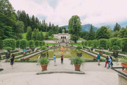 Linderhof Palace - The Small But Absolutely Gorgeous Palace In Germany You Have To Visit! (6)
