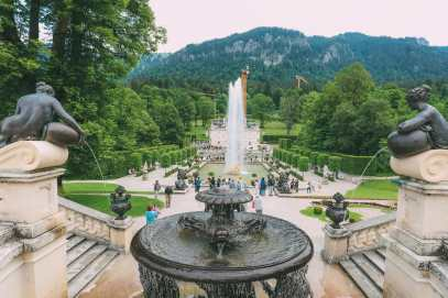 Linderhof Palace - The Small But Absolutely Gorgeous Palace In Germany You Have To Visit! (8)
